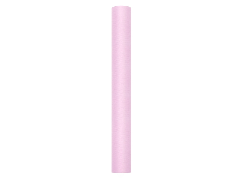 9323a71c Tiul na rolce 50 cm/ 9 m, p.j. róż